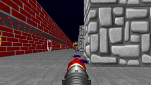 Doom 2 Cheats Wolfenstein level 2