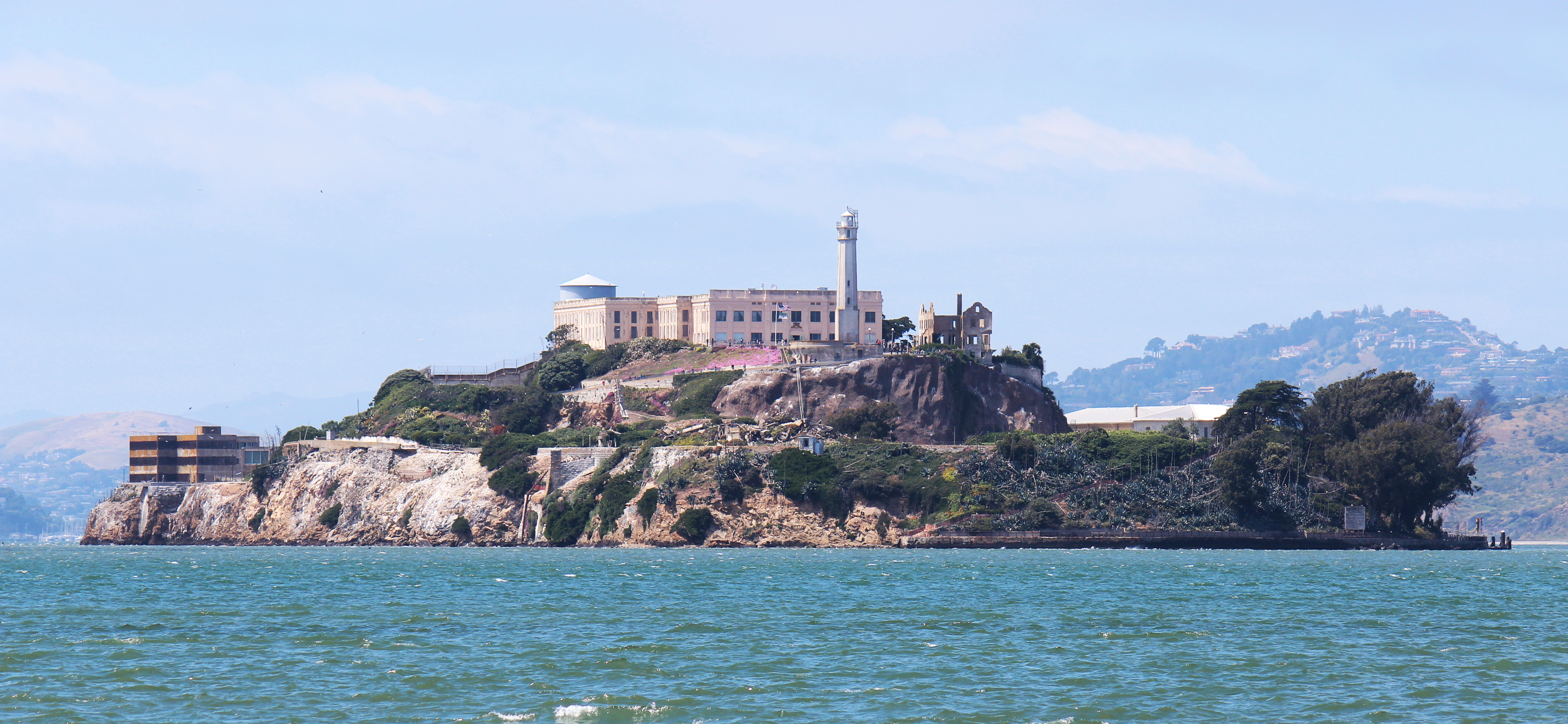 Alcatraz Island, The Rock, San Francisco, Californien