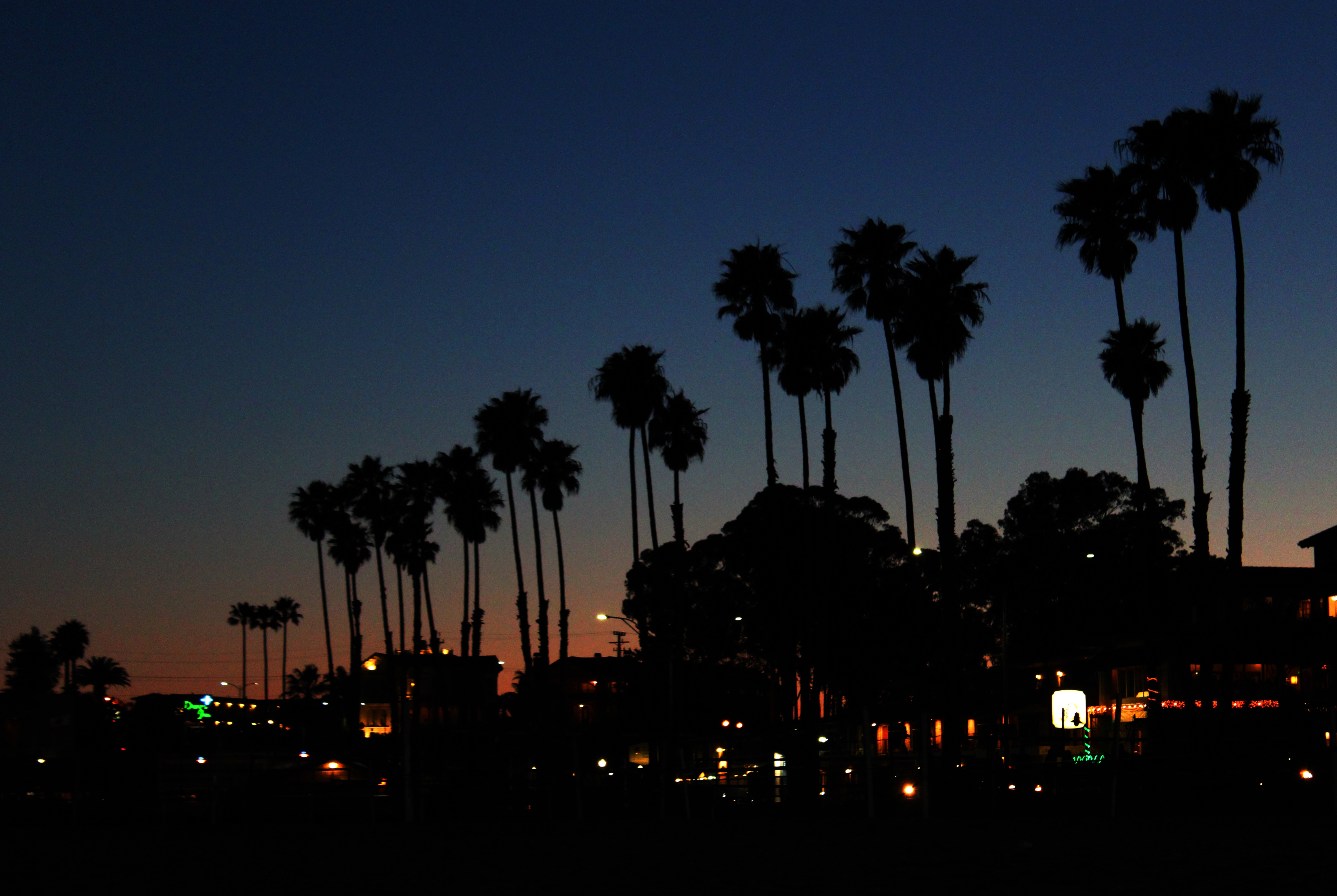 Santa Cruz Beach, West Coast Roadtrip