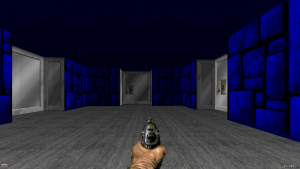 Doom 2 Cheats Wolfenstein Level 1