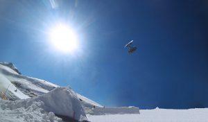 Afsted til Whistler på sæson med snowboard
