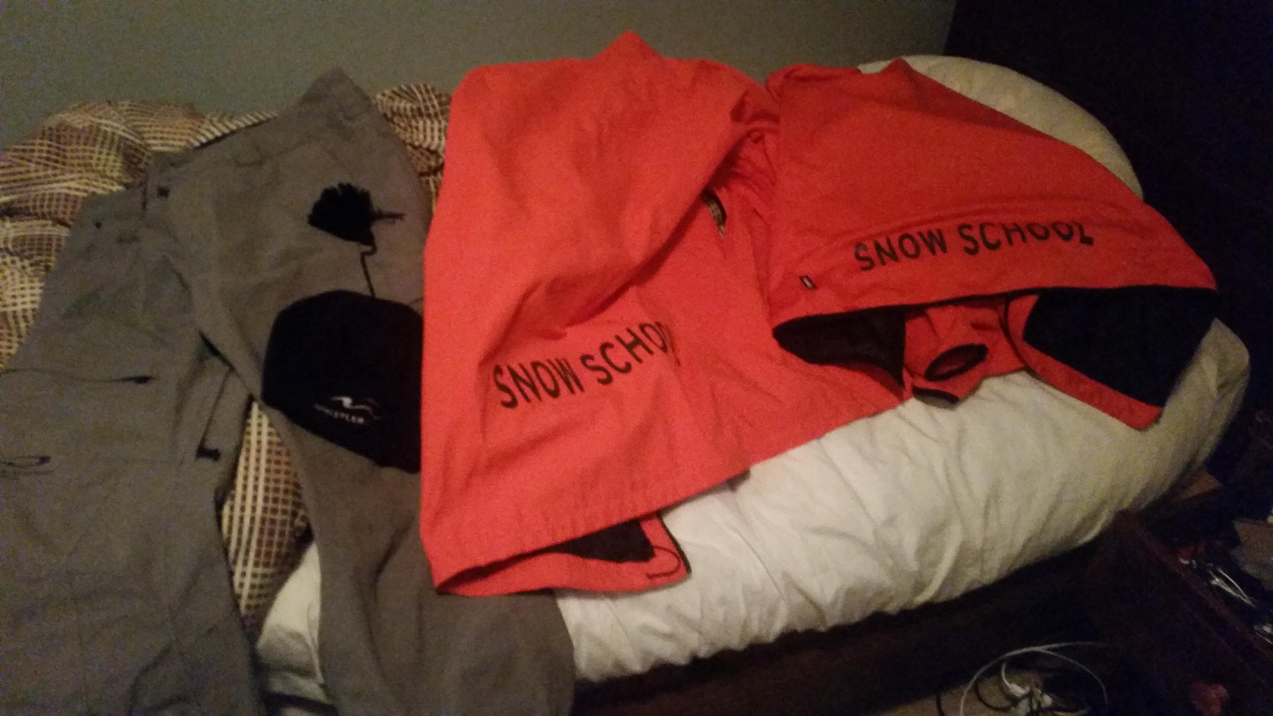 Skiskoleuniform