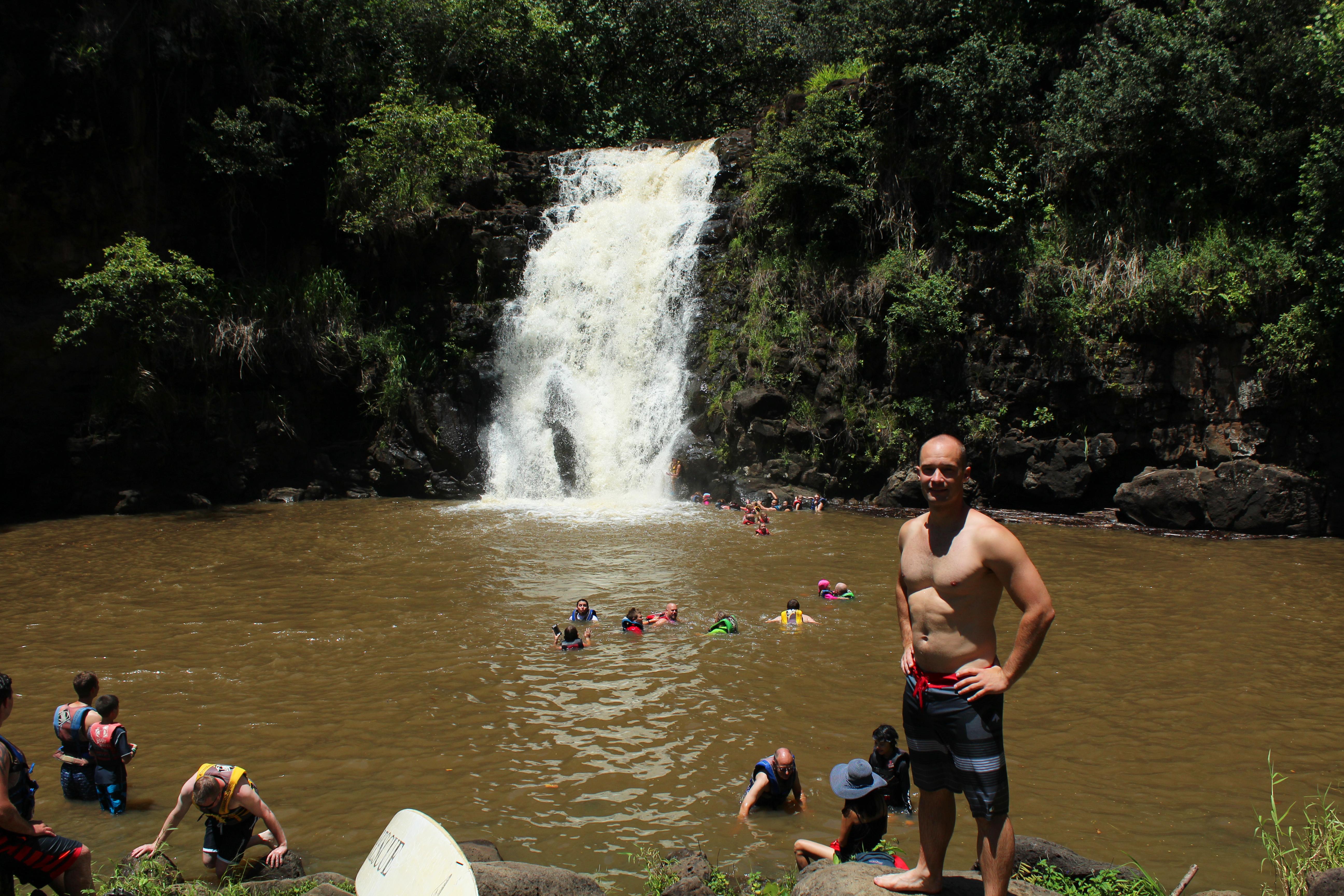 Waimea valley, Hawaii