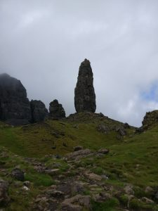 Old Man of Storr, Isle of Skye, Skotland